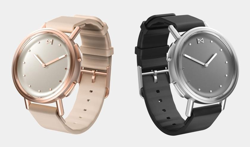 Misfit Path: miniature and stylish hybrid smart watches