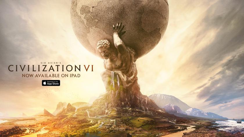 Sid Meier's Civilization VI became available for iPad