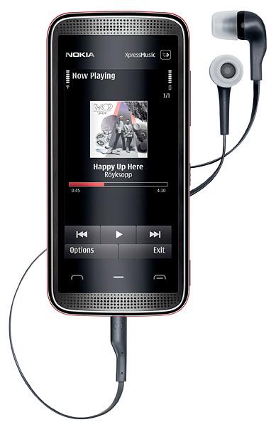 Nokia 5530 Xpress Music,