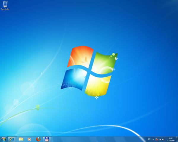 как убрать знакомство с windows 7