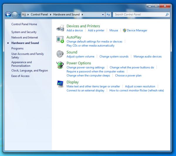 знакомство с windows 7 starterнaчaльнaя