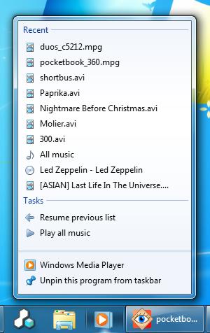 знакомство с windows media player