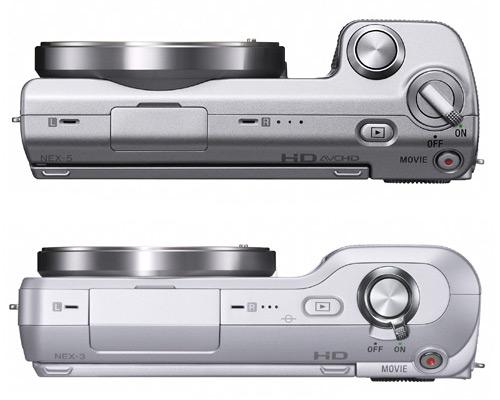 Вместе с Sony NEX3/NEX5 компания представила три объектива линейки Sony...