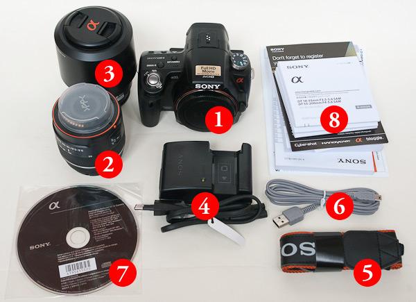 инструкция Sony A33 - фото 10