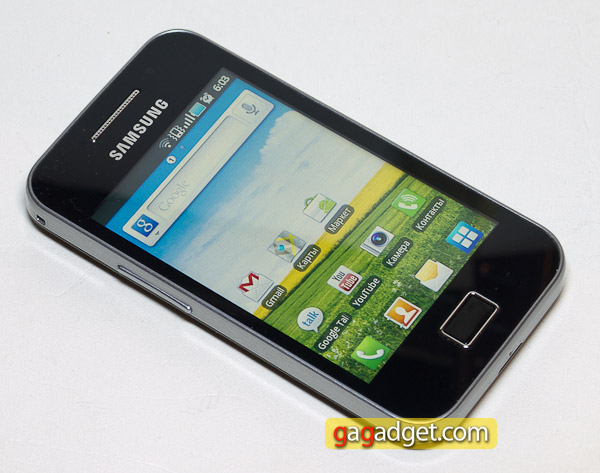 Туз в рукаве: обзор Android-смартфона Samsung Galaxy Ace (GT-S5830)-2