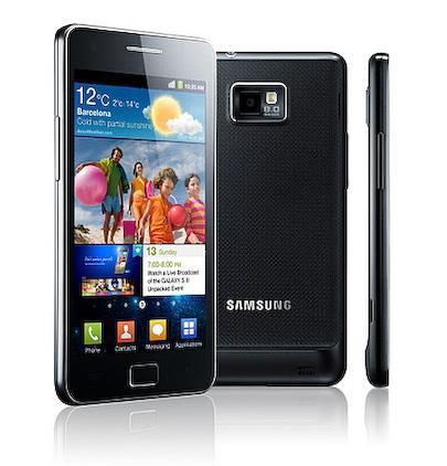 Samsung Galaxy S II представлен официально