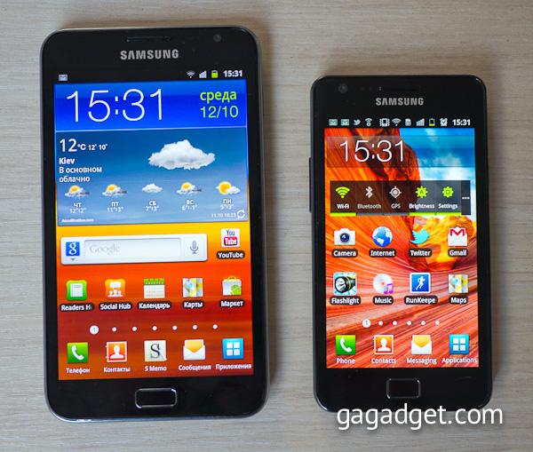 Samsung Galaxy 7000 инструкция - фото 9