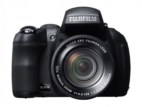 Fujifilm FinePix HS30EXR и HS25EXR: 30-кратные суперзумы с электронным видоискателем