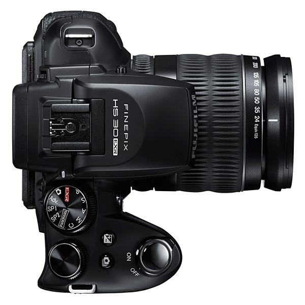 Fujifilm FinePix HS30EXR и HS25EXR: 30-кратные суперзумы с электронным видоискателем -2