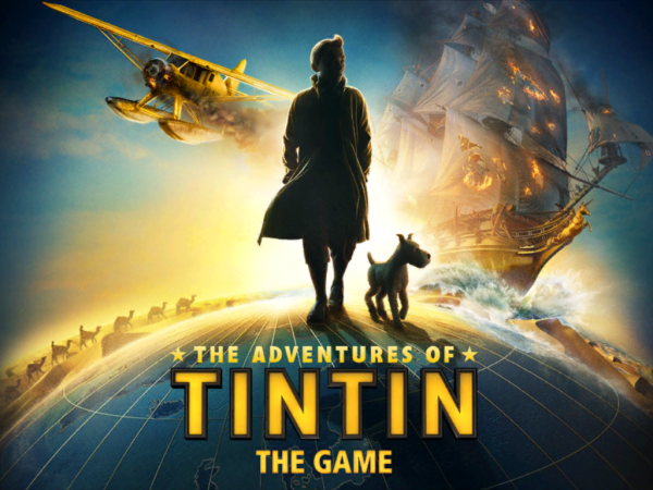 Игры для iPad: The Adventures of Tintin