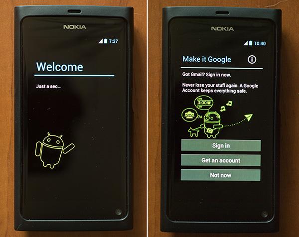 Как Установка Google Android На Nokia N9 Скачать