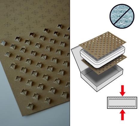 Экологическая революция в упаковке: концепт Paper Wrap