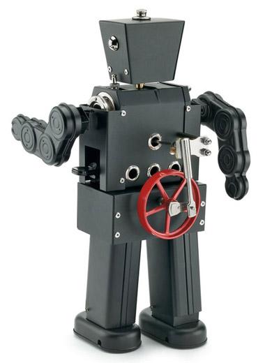 паровой робот: ST-2 Steambot