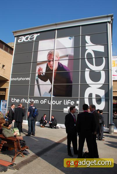 Как известно, своя собственная линейка смартфонов Acer