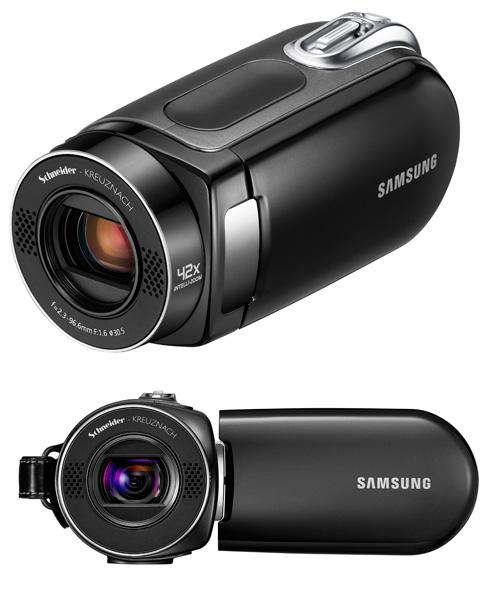 Видеокамера Samsung MX20 на основе карты памяти SD | Последние новости IT - ITUA.info