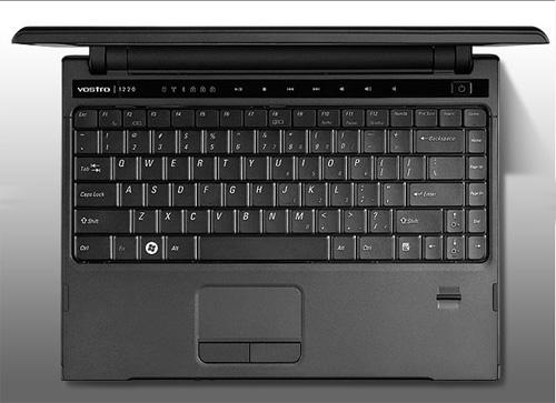 Dell Vostro 1220: 12-дюймовый ноутбук, работающий до 9 часов-2