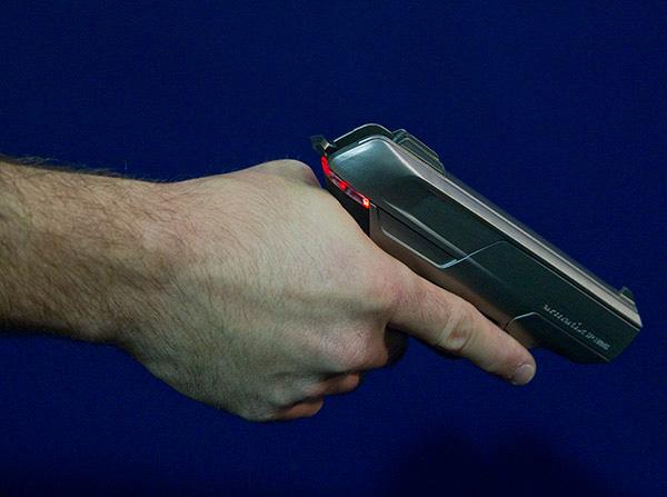 Беспроводный пистолет Armatix не работает без часов-2