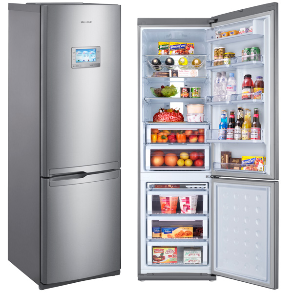 Холодильник Samsung RL-55 VQBUS.