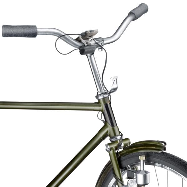 Nokia выпустила велосипедную зарядку Комплект Nokia Bicycle Charger Kit включает крепящийся к переднему колесу...