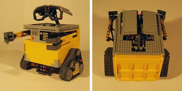 Великолепный Wall-E, герой