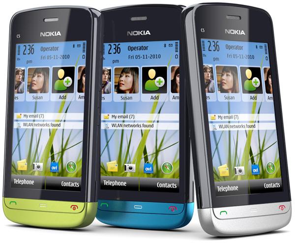 Nokia C5-03: по пути упрощения | gagadget.com