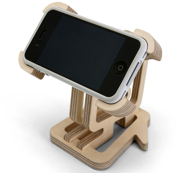 Подставки для мобильного телефона своими руками