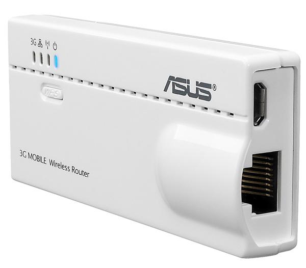 Asus WL-330N3G: карманный маршрутизатор
