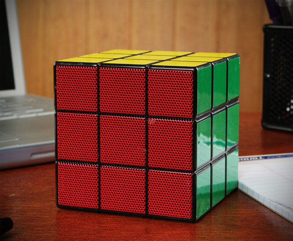 в виде куба 3х3х3.
