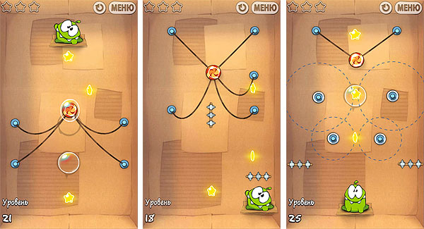 Игры Для Android Cut The Rope