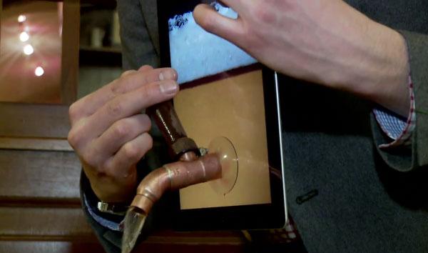 Чай с Бергамотом: Дарт Вейдер играет на волынке, пиво из iPad и iPhone 5G