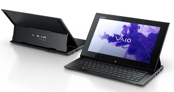 13 Обзор Duo VAIO Sony ультрабука-трансформера