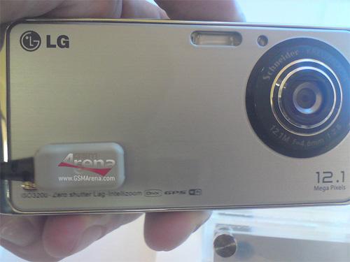 Богатства Лувра: 12 МП камерофон «ЭлДжи» GC990 Louvre-2