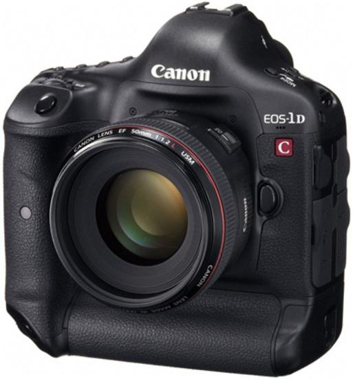 Canon EOS-1D C: цифровая зеркалка с видеосъемкой в разрешении 4K за $15000-2