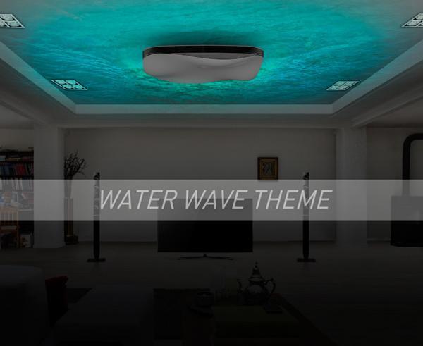 Water Wave: концепт кондиционера с визуальными и аудио эффектами-8