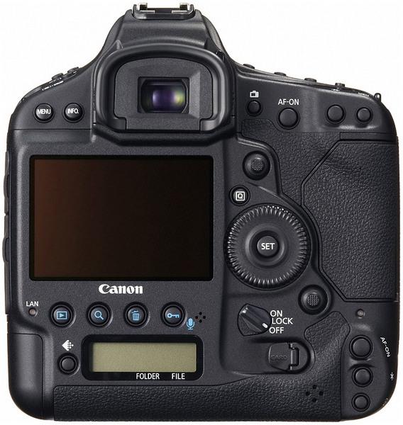 Canon EOS-1D C: цифровая зеркалка с видеосъемкой в разрешении 4K за $15000-4