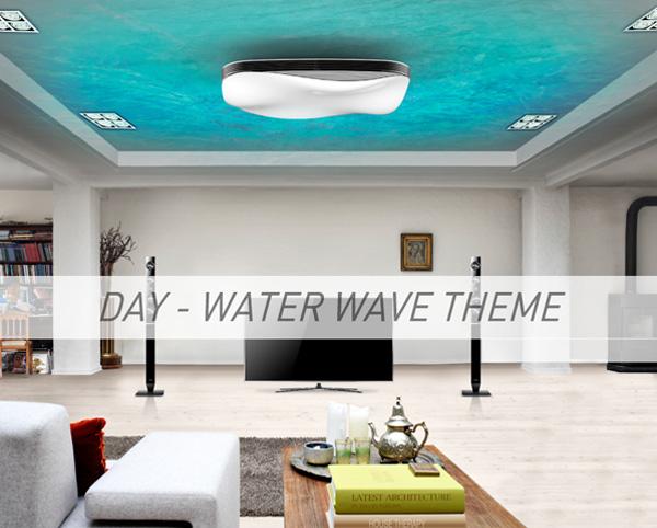 Water Wave: концепт кондиционера с визуальными и аудио эффектами-7