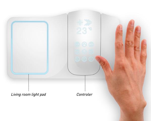 Water Wave: концепт кондиционера с визуальными и аудио эффектами-10