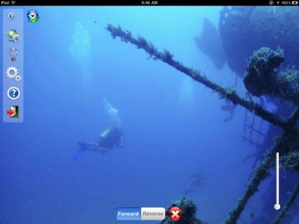подводные лодки aquabotix