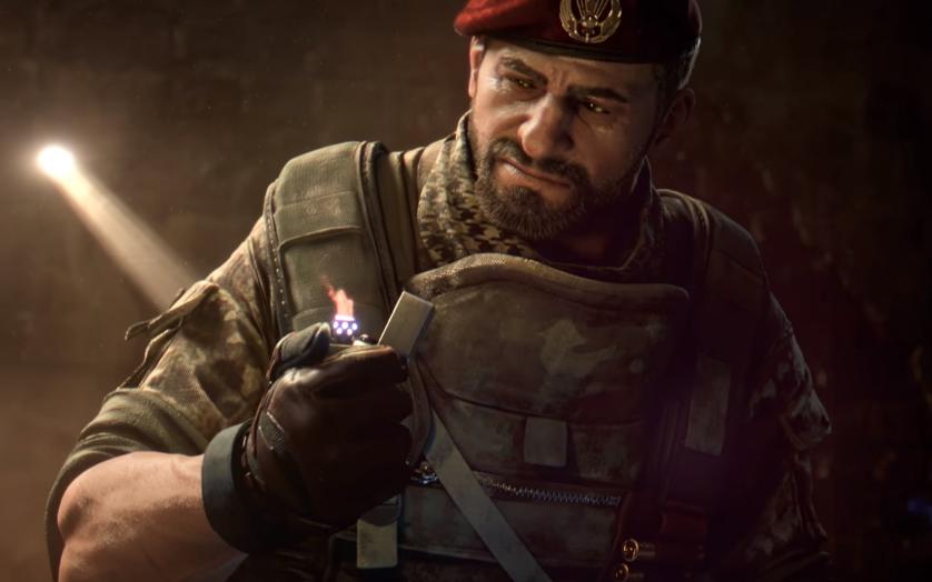 Маестро, музыку: Ubisoft показала крутого напарника Alibi вRainbow Six Siege