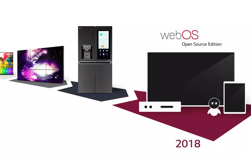 LGрасширит список устройств, работающих наwebOS