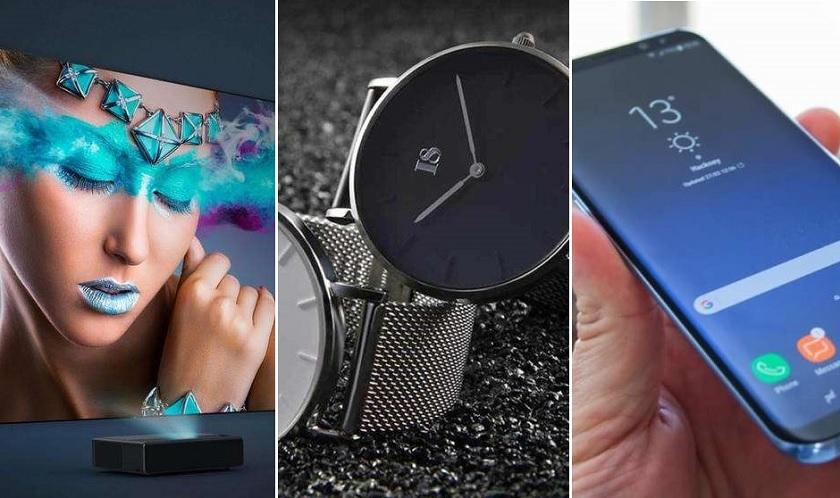 Итоги недели: Galaxy S10 получит экран со сканером отпечатков, Xiaomi выпустила 100-дюймовый телевизор и на Apple подали в суд