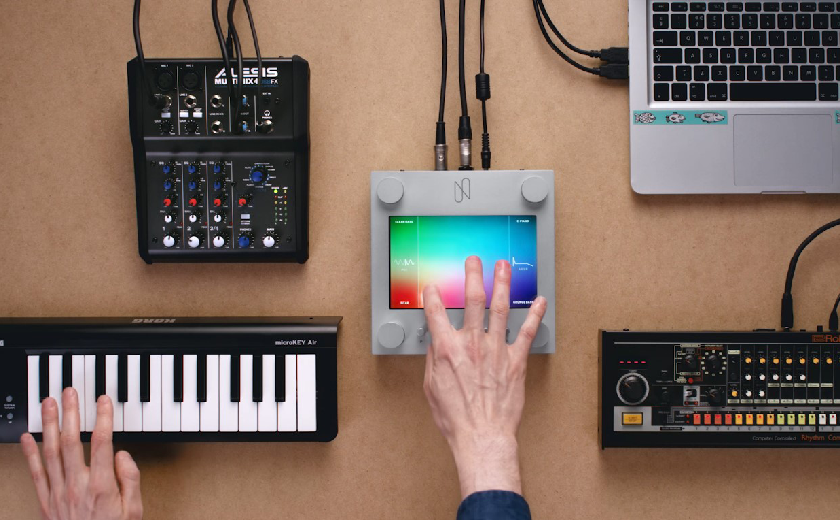 Google created a musical synthesizer with AI