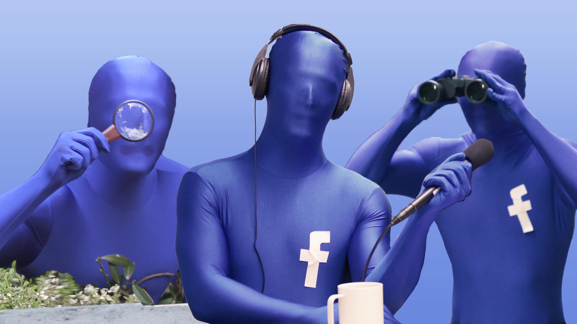 Цукерберг объявил о новшествах всоцсети— Реклама в социальная сеть Facebook