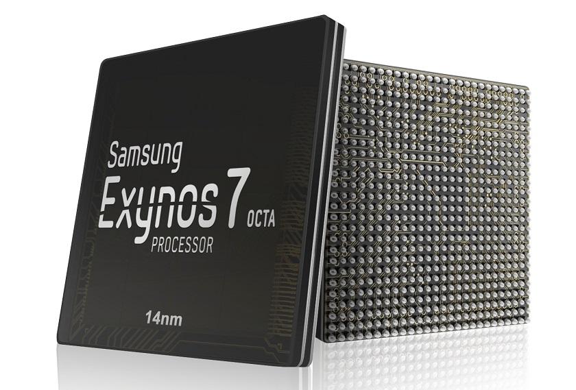 Самсунг Electronics запустила производство процессора для носимых устройств потехпроцессу 14-нм FinFET