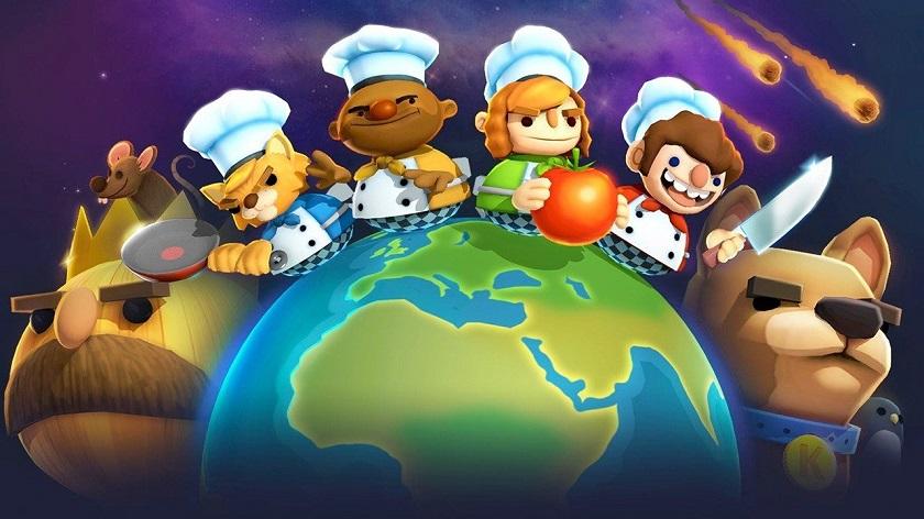 Epic Games дарит пользователям кулинарный симулятор Overcooked