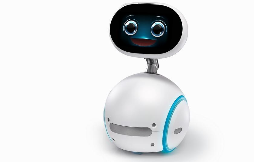 Домашний робот ASUS Zenbo поступит в реализацию 1января