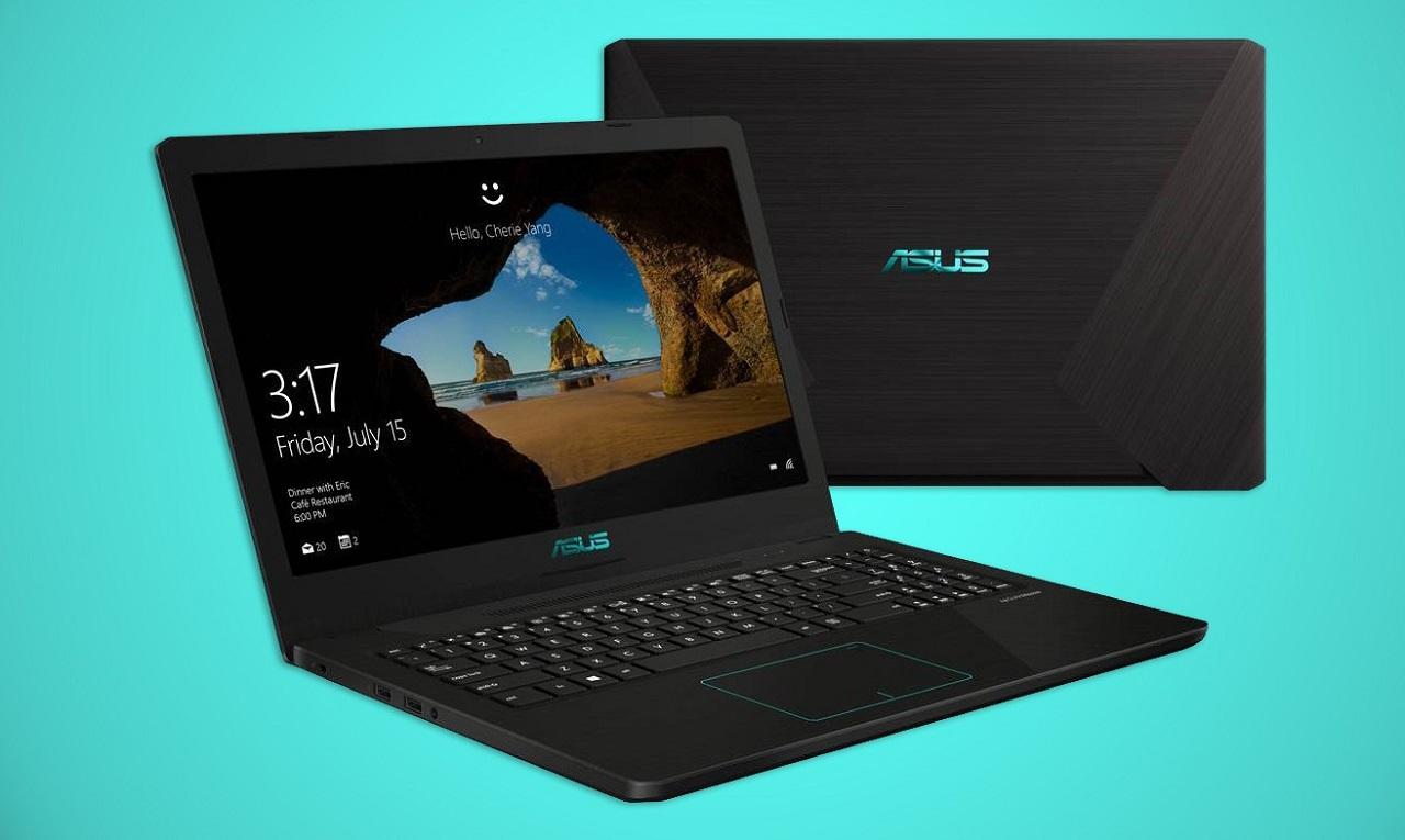 Asus X570: новый игровой ноутбук встильном дизайне