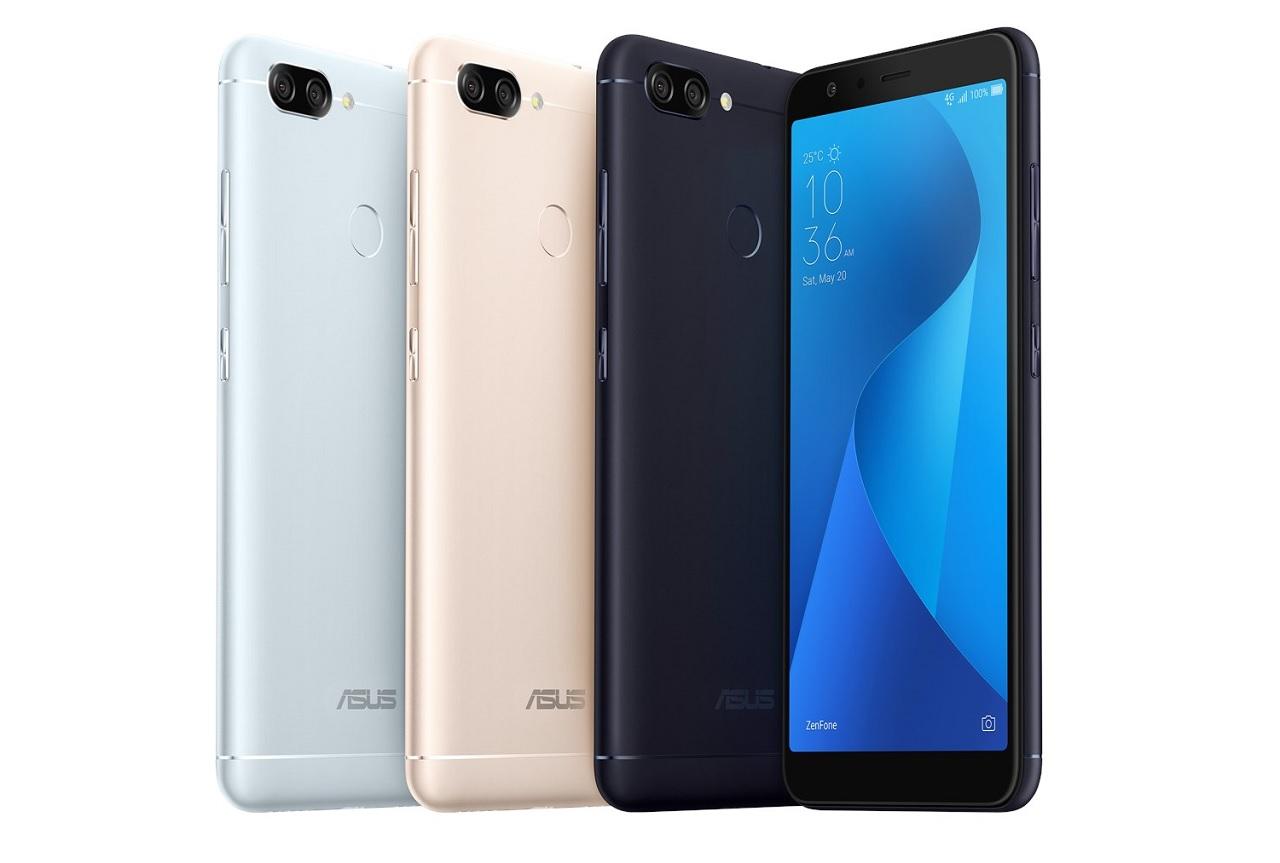 ASUS анонсировала смартфон Zenfone Max Plus