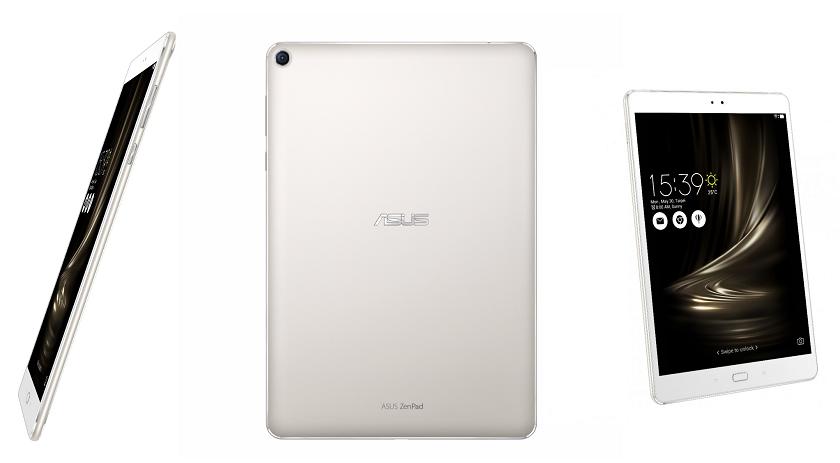 ASUS представит на IFA 2016 два новых гибридных планшета