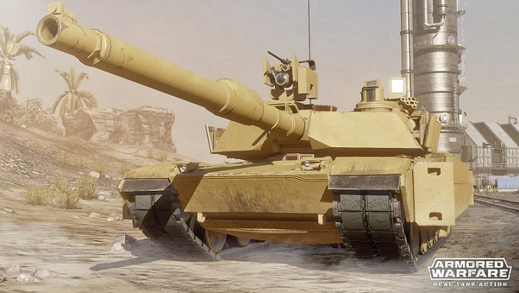 The release date of Armored Warfare on PlayStation 4